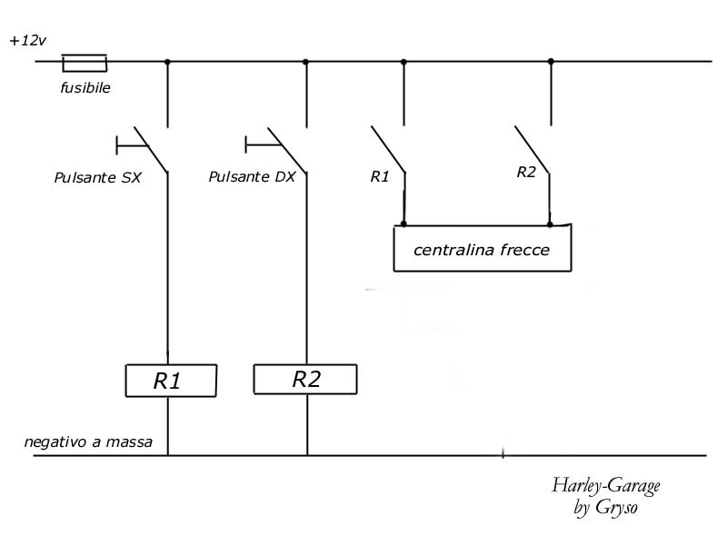 Schemi Elettrici Per Impianti Industriali : Schemi elettrici rele passo fare di una mosca